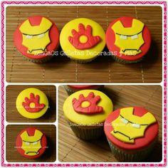 cupcake ironman - Buscar con Google