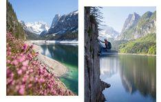 Gosausee Salzkammergut Oberösterreich Salzburg, Hallstatt, Seen, Roadtrip, Mountains, Nature, Travel, Naturaleza, Viajes