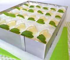 Hungarian Cake, Cake Bars, Vanilla Cake, Deserts, Pudding, Sweets, Cookies, Recipes, Food