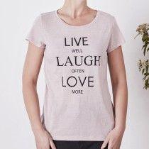 St. Tropez, Love t-shirt, ballerina