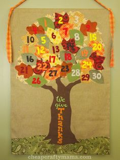 Thanksgiving / Fall Craft Ideas on Pinterest