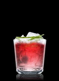 Absolut Blackberry Attraction - Encher um copo rocks com cubos de gelo. Adicionar todos os ingredientes. Decorar com limão. 1 Parte de Absolut Vodka, 2 Partes de Suco de cranberry, 5 Amoras silvestres Inteiras, 1 Casca em espiral Limão