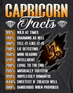 most things are true All About Capricorn, Capricorn Quotes, Zodiac Signs Capricorn, Capricorn And Aquarius, Zodiac Capricorn, Zodiac Sign Facts, My Zodiac Sign, Astrology Signs, Capricorn Personality