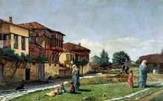Osman Hamdi Bey - Eserleri ::GEBZE MANZARASI