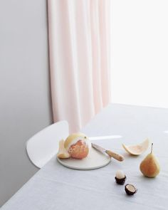 pastel fruity scene by talented Portland based photographer Ellie Baygulov Coffee Photography, Food Photography Styling, Product Photography, Life Photography, Color Photography, Photography Ideas, Fruits Images, Prop Styling, Food Design
