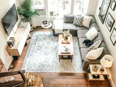 Two Creatives Share a Carefully Crafted Philadelphia Loft — House Call (Apartment Therapy Main) Living Room Sectional, Living Room Furniture, Home Furniture, Living Room Decor, Dining Rooms, Outdoor Furniture, Rustic Furniture, Casa Loft, Loft House