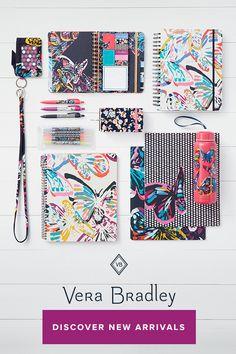 10 best vera bradley new arrivals butterfly flutter hidden board rh pinterest com