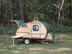 Teardrop setup | Flickr - Photo Sharing!