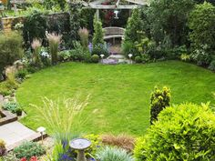 Create a backyard that both adults and children can enjoy. Areas for both play and relaxation will work for all ages, if the space is well designed.