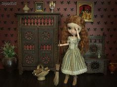 Les poupées de Krystal: Au revoir Kaena la sauvageonne !