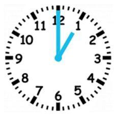 Beelddenken klokkijken digitaal | R E K E N E N ! | Pinterest