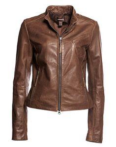 Danier, leather fashion and design.