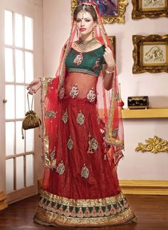 Bridal #Lehenga-Collection-Wedding-Wear
