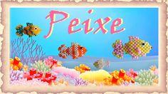 Peixe de Pérolas - Tutorial Passo a Passo