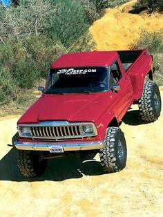 Jeep J10, I Always liked Jeep pickups...Bob