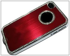 Luxury Bling Czech Rhinestone Case Cover For Apple iPhone 4 4G 4S AT and Verizon Silver, http://www.amazon.com/dp/B005EENV3A/ref=cm_sw_r_pi_awd_rv36rb09NK5ME