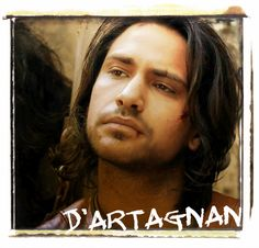 The Musketeers - D'Artagnan [gif]