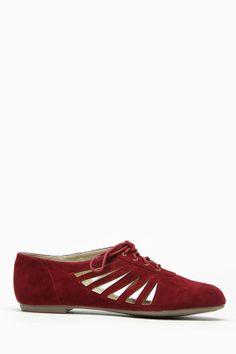 Bamboo Faux Suede Cut Out Design Bordeaux Flats @ Cicihot Flats Shoes online store:Women's Casual Flats,Sexy Flats,Black Flats,White Flats,Women's Casual Shoes,Summer Shoes,Discount Flats,Cheap Flats,Spring Shoes,Cute Flats Shoes,Women's Flats Shoes