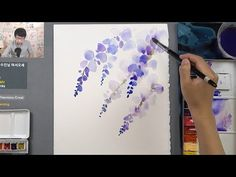 [ Level 3 ] Painting Rose with Watercolors ❖ Jay Lee is a specialized watercolor artist. My videos are showing how to paint flowers, nature and other techniq...