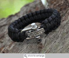 Survival Straps Paracord Survival Bracelet