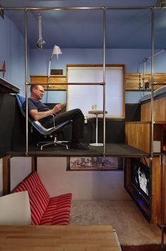 [Deco] 45 m2 de ¿realidad o 3D? | Decorar tu casa es facilisimo.com