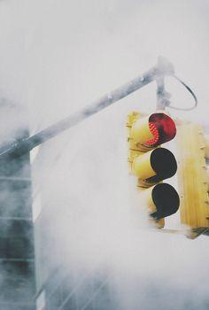 Emerging traffic light