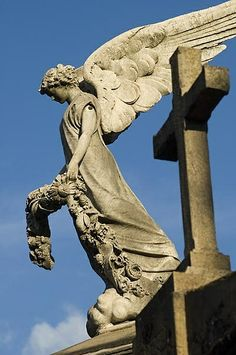 Recoleta cemetery, buenos aires - Combines the sacred and proctective, right up a Scorpio's alley