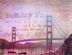 Andrea Haase - Golden Gate Bridge
