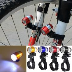 New Professional 6 LED mini Cycling Bike Bicycle Front Head Light Warning Lamp Safety Waterproof headlight with Lamp Holder //Price: $7.95 & FREE Shipping //     #hashtag4