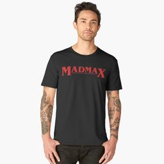 "MadMax Stranger Things - Classic T-Shirt - The Upside Down    Cool Stranger Things Tee dedicated to Maxine ""MadMax"" Mayfield, the new stranger in the party!     Haven't seen Season two yet? Watch it now and see what Mike, Eleven, Lucas, Dustin and Will are getting themselves into this season! <<<<<<<<#strangerthings #theupsidedown #netflix #merchandise #redbubble #gift #stranger #things #eleven #mike #lucas #dustin #will #nancy #steve #hopper #indiana #television #tee #eggos"