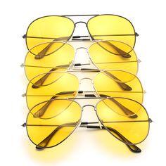 11467492a2 Polarized Clip On Sun Glassess Sun Glassess Driving Night Vision Lens -  Glasses For Night Driving