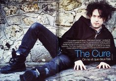 Robert Smith of The Cure in a French magazine article.