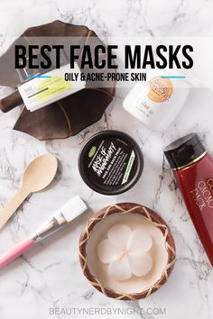 If you have oily, acne-prone skin, face masks are your best friends! Check out my picks on the Best Face Masks for Oily, Acne-prone Skin!