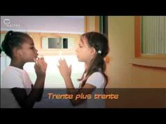 Teachers TV: Primary French - Deux jeux de mains