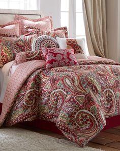 paisley four piece comforter set fullqueen main view