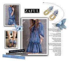 Zaful 47. by marinadusanic on Polyvore featuring zaful