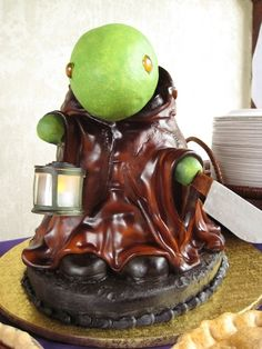 I would like a Tonberry cake!! #gaming #cake