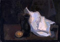 """""""Karmikus találkozás"""" 70x50 cm oilpainting on canvas"""