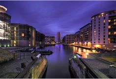 Leeds Area Guide, Find out everything you need to know about Leeds Leeds City Centre Leeds England, Leeds City, Outdoor Shoot, Canal Boat, West Yorkshire, City Photography, Great Britain, Places Ive Been, Cool Pictures