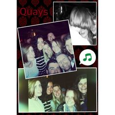 Too many good vibes not to share. A night in Galway with friends for life that have 5 different first languages (we make it work). #thequay #dancefloor #barnacleshostel #Galway #ireland_gram #roommates #photobombers #PhotoGrid