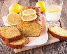Cake au citron pavot moelleux au thermomix
