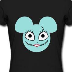 Sally Mickey Shirt http://progressivetshirts.spreadshirt.com