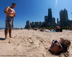 Guide to Chicago Beaches @Choose Chicago #Chicago #ChicagoBeaches #LifesABeach