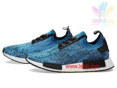 Adidas Originals Homme/Femme NMD Runner Primeknit Collegiate Navy Blue BA8598 Nmd Sneakers, Adidas Nmd R1, Adidas Originals, Navy Blue, Fashion, Man Women, Moda, Fashion Styles, Fashion Illustrations