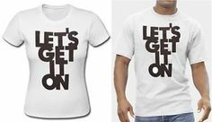Lets Get It On T-shirt Sexy Swingers TShirt #BIGBROTHER