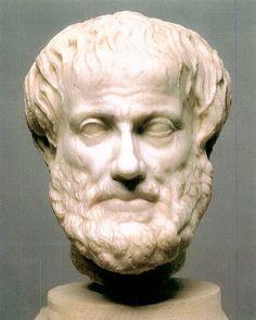 Αριστοτέλης, Αρχαίος Έλληνας φιλόσοφος και πολυεπιστήμονας (Στάγειρα 384 - Χαλκίδα 322 π.Χ.)