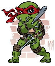 Lil Raph by lordmesa.deviantart.com on @deviantART