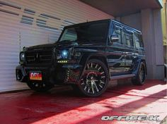 #Mercedes G55 AMG by Office-K