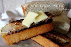 ~Toasted Marshmallow Bread! | Oh Bite It