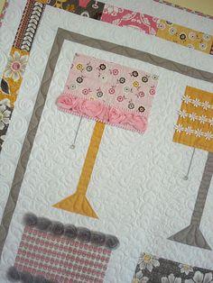 Bee In My Bonnet: Daisy Cottage Peek 2...